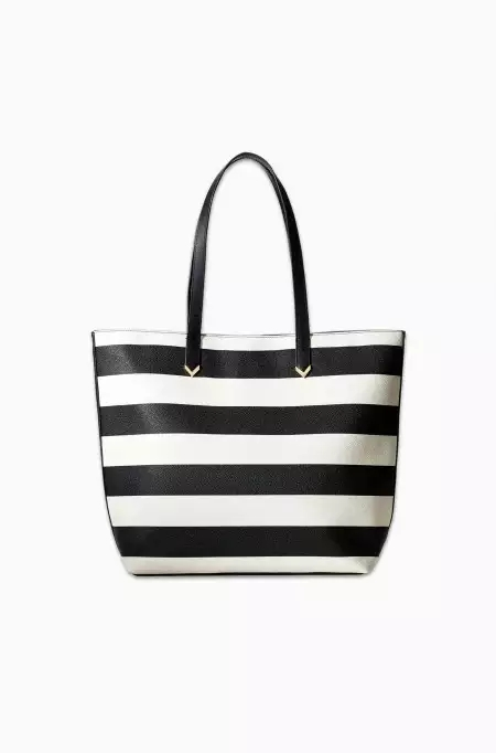 sd_hol16_hb166str_fillmore_tote_black_stripe_with_a_letter_hero_1